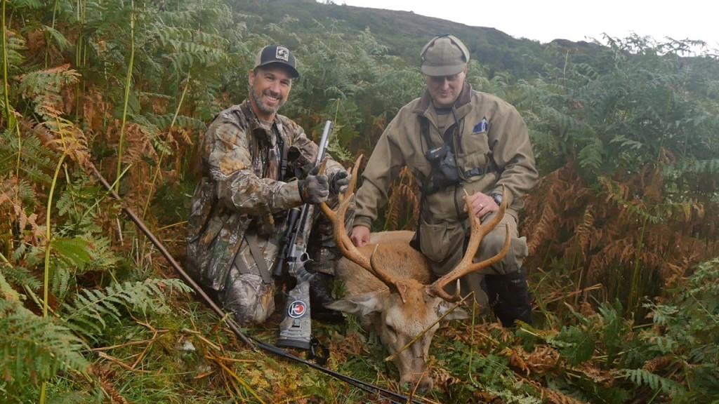 DK 2015 Scotland Red Stag Harvest