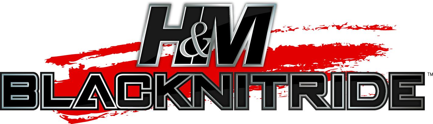 H&M Blacknitride logo