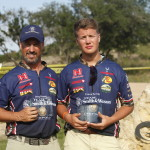 Doug and Trevor Koenig - 2014 Sportsman's Team Challenge Champions