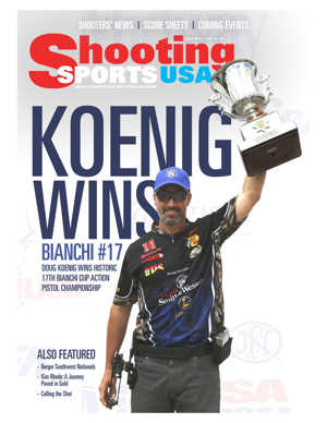 Shooting Sports USA, July 2016