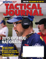 Tactical Journal, Q1, 2016